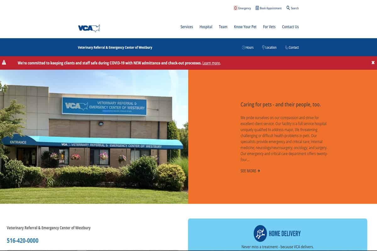 VERC - Veterinary Referral & Emergency Center of Westbury